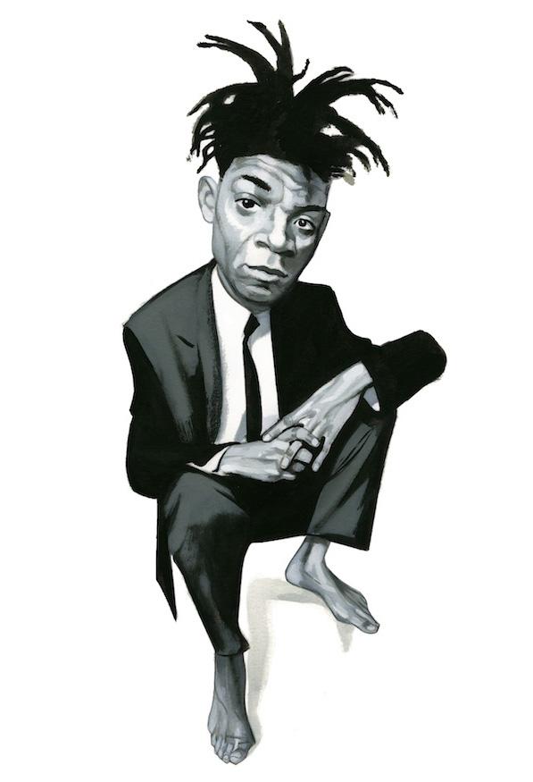 Basquiat Fernando Vicente