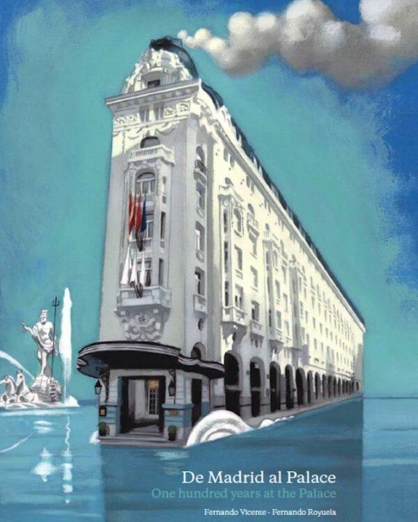 """Libro """"De Madrid al Palace"""" de Fernando Vicente"""