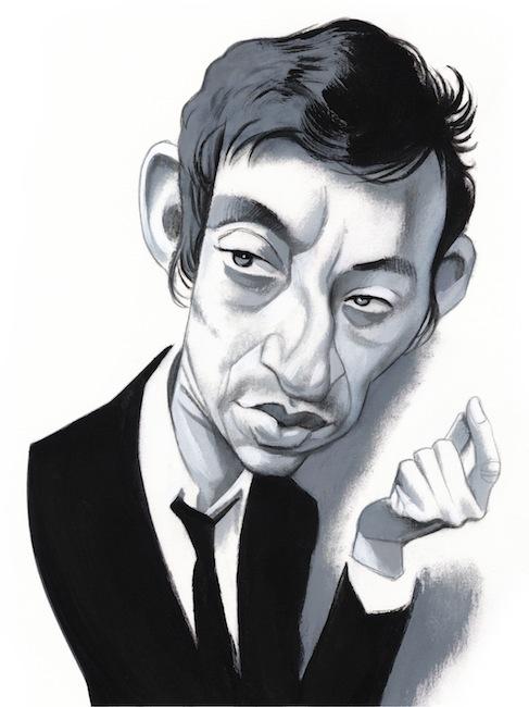 Serge Gainsbourg Fernando Vicente