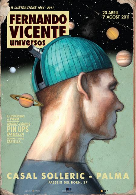 Universos de Fernando Vicente