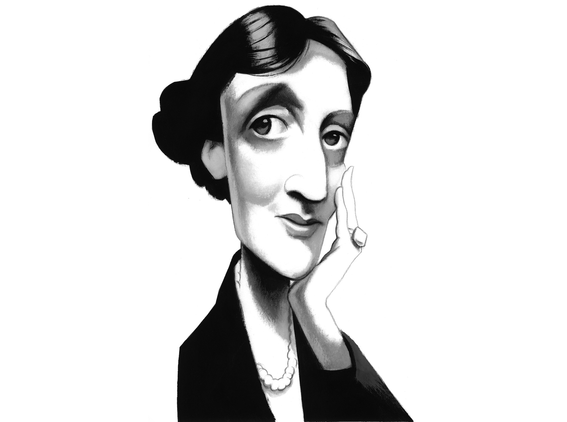 Virginia Woolf Fernando Vicente