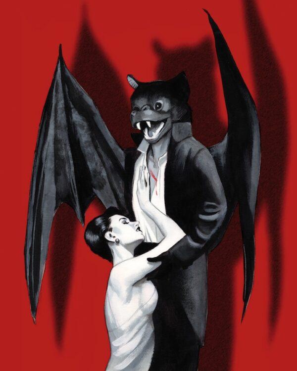 Dracula Diabólica pasión Bram Stoker Fernando Vicente