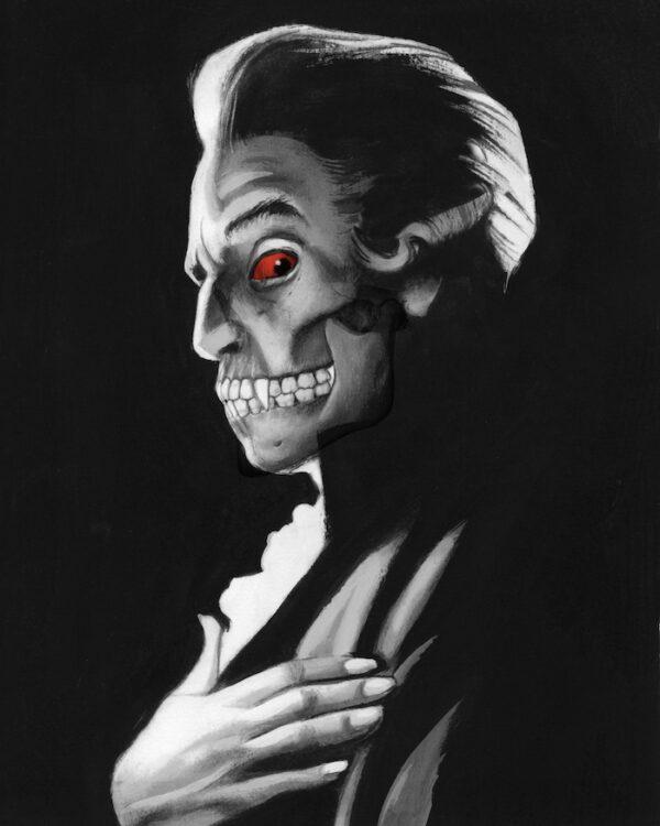 Dracula 30 El conde Bram Stoker Fernando Vicente
