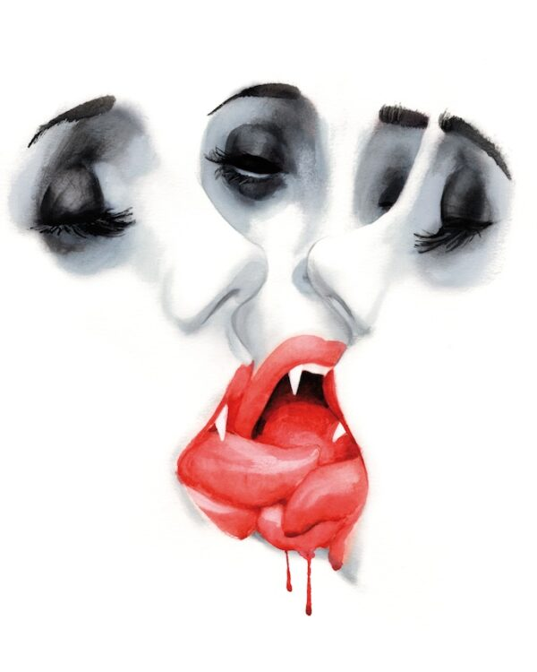 Dracula 5 Vampiras Bram Stoker Fernando Vicente