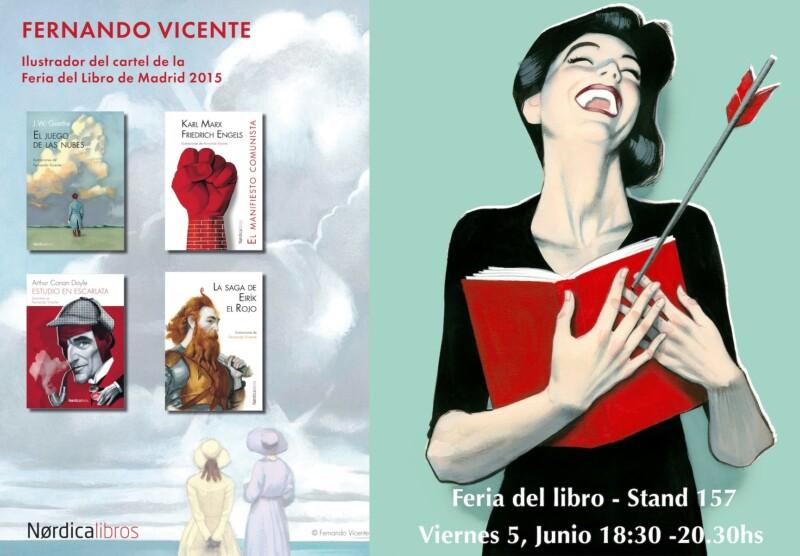 Feria del Libro de Madrid - Nordica Libros