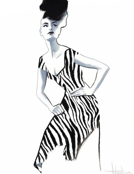 Fashion prints Fernando Vicente