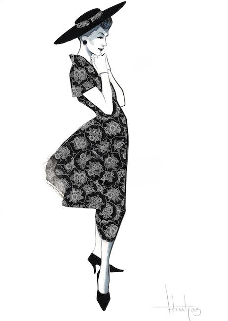 Moda Fernando Vicente Flowers