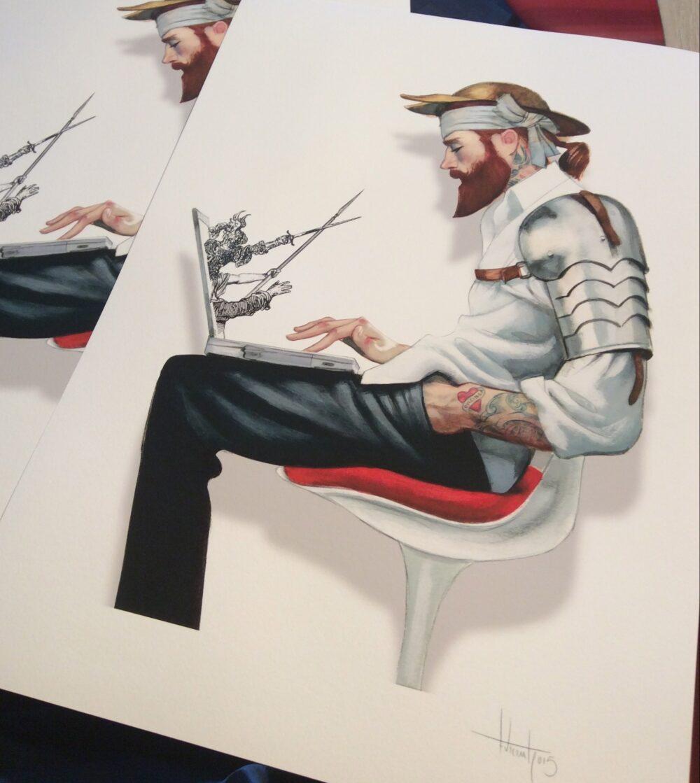 Quijote Moderno