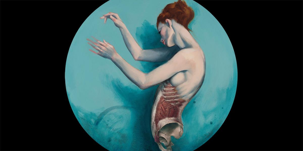 Andromeda-Venus Fernando Vicente