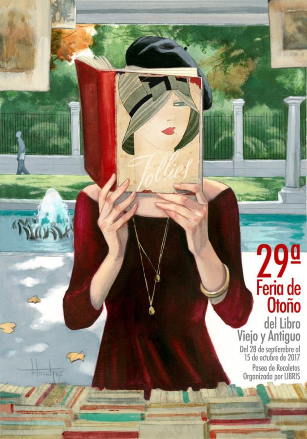 Feria del Libro de Otoño Viejo y Antiguo 2017
