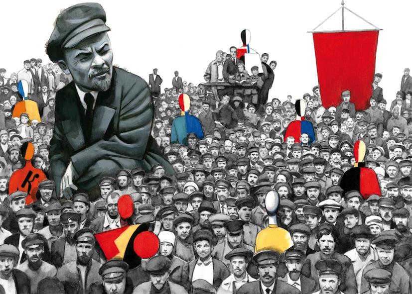 12 Revolucion Sovietica