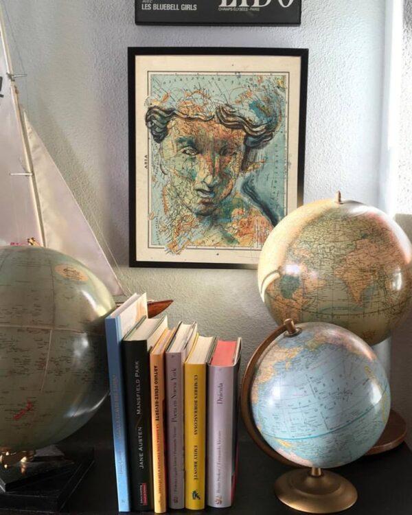 Serie Atlas Impresiones - Prints Fernando Vicente Tienda OnLine