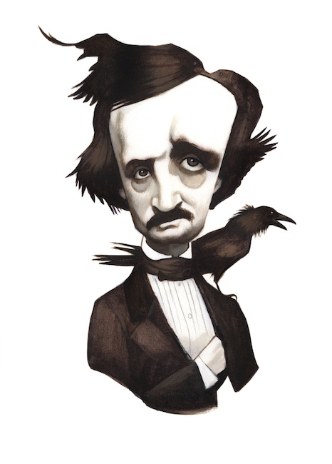 Edgar Allan Poe Fernando Vicente