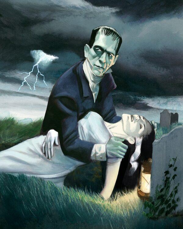 Frankenstein Resuturado Fernando Vicente