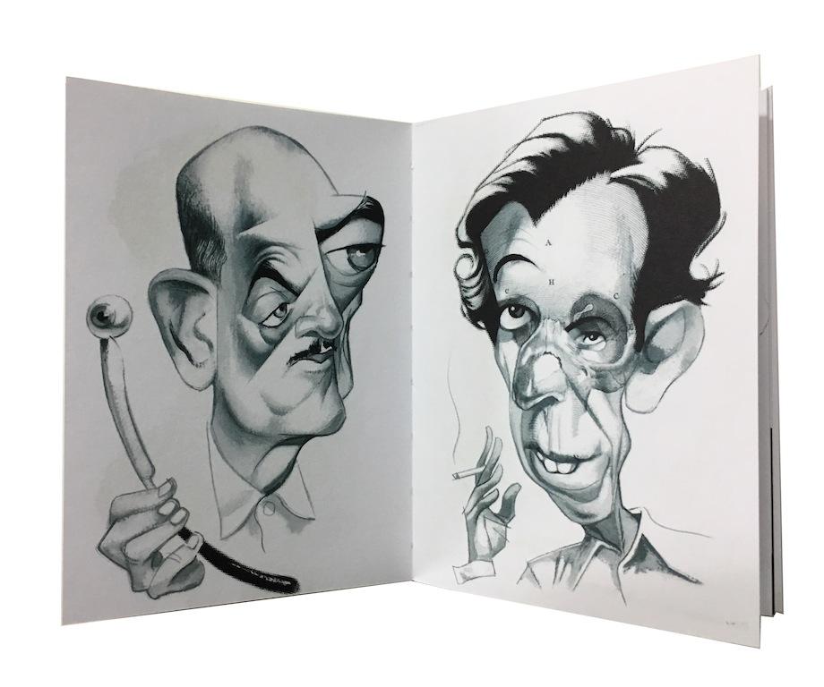 Libro Portraits Fernando Vicente