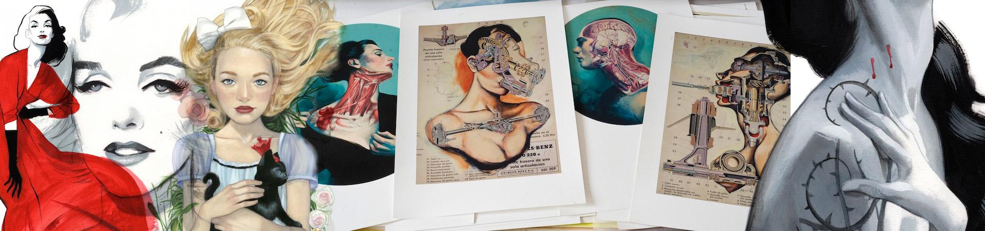Impresiones - Prints Fernando Vicente Tienda Online Tienda Fernando
