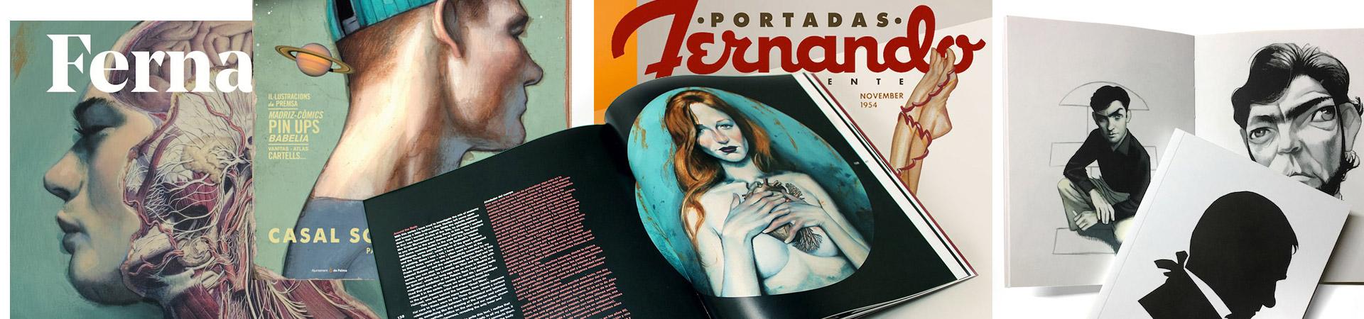 Libros -Books Fernando Vicente Tienda Online