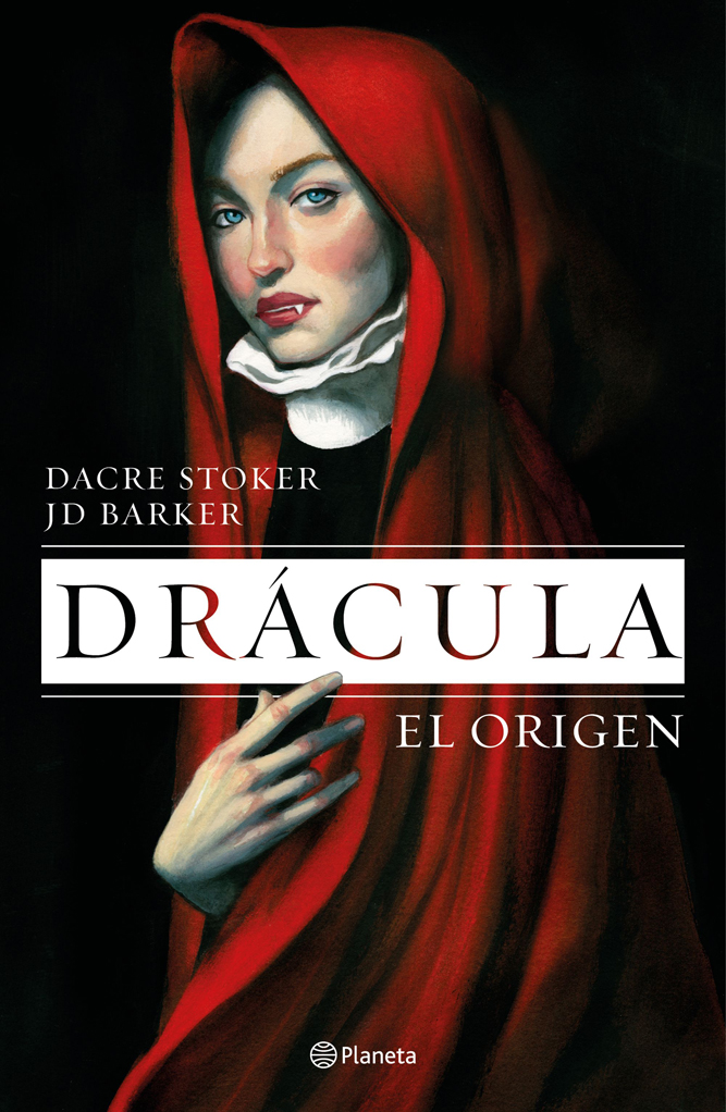 Portada Drácula El origen - Cover Drácula The origin