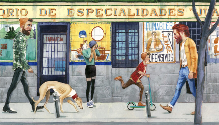 Retablo de Marta Sanz