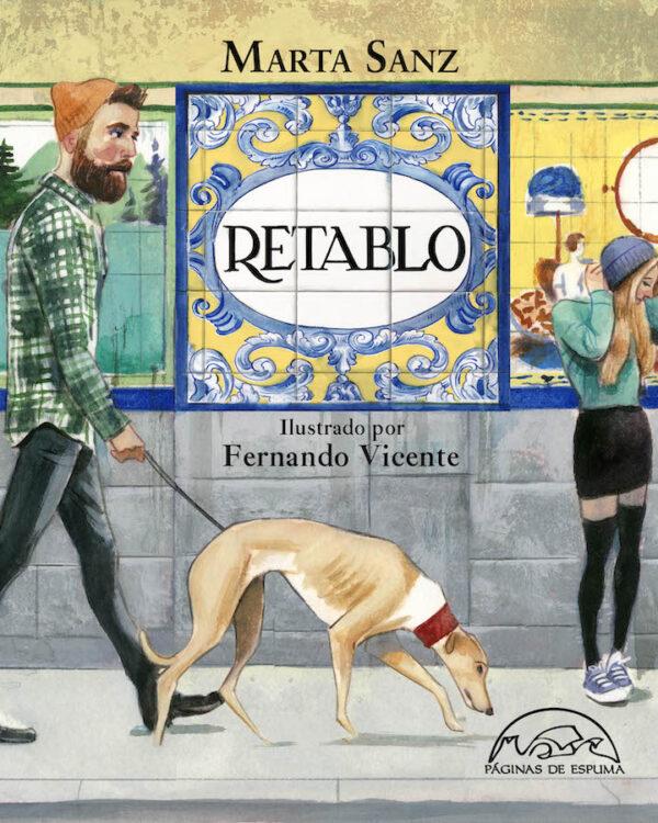 Retablo Ilustraciones Marta Sanz Fernando Vicente