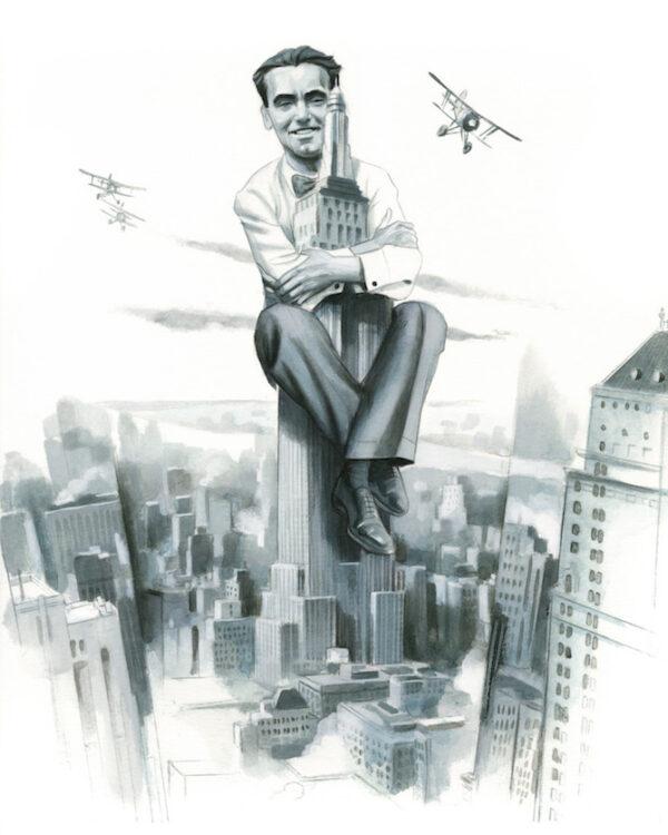 Federico Garcia Lorca Empire State Espiritus de Nueva York editorial Lunwerg Alberto Gil Fernando Vicente