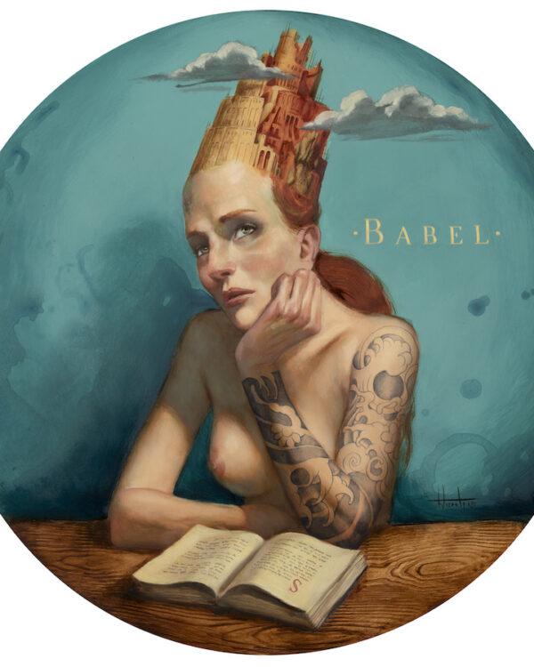 Serie Lectoras Babel Fernado Vicente