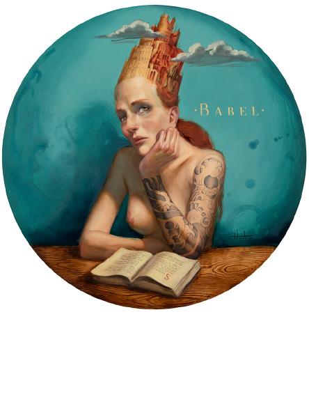 Babel Serie Lectoras Fenando Vicente
