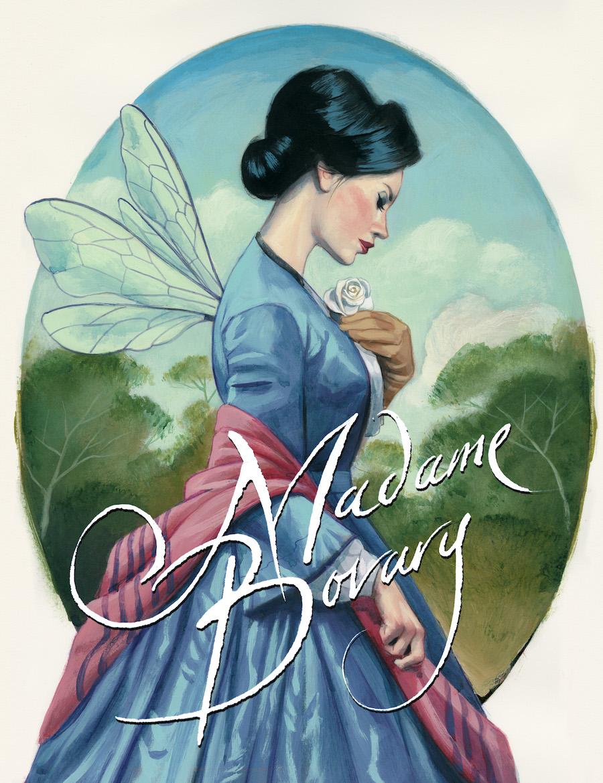Portada Madame Bovary Fernando Vicente