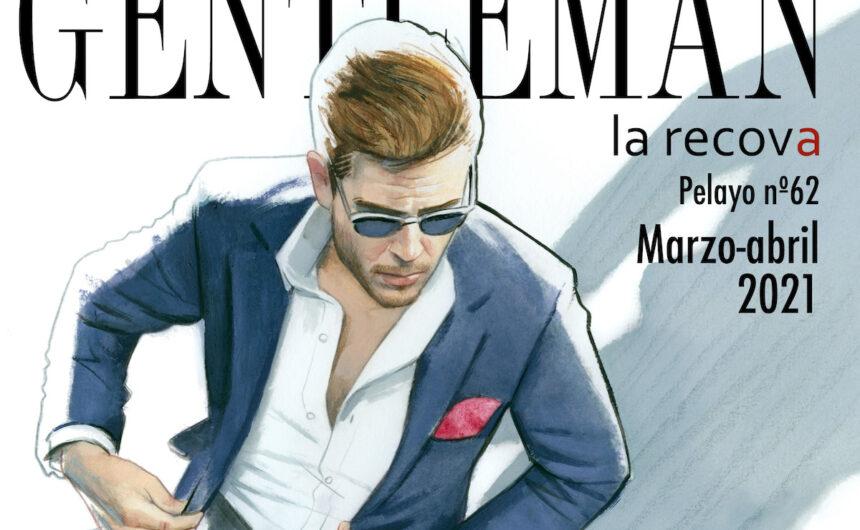 Gentleman dibujos de moda