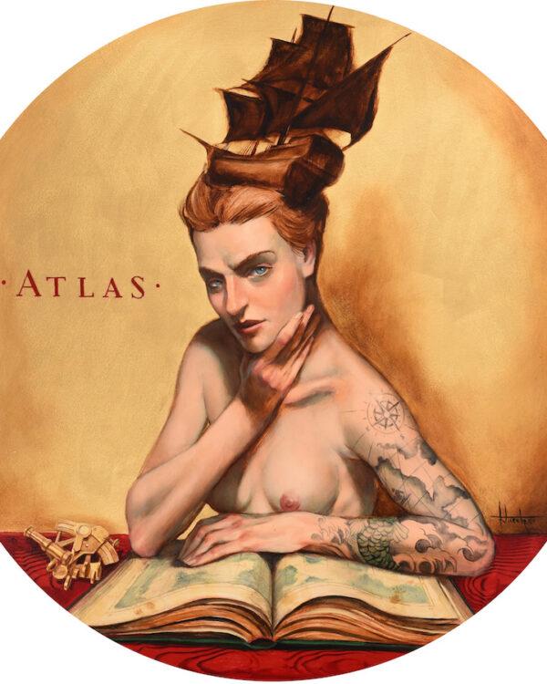 Serie Lectoras Atlas Fernando Vicente