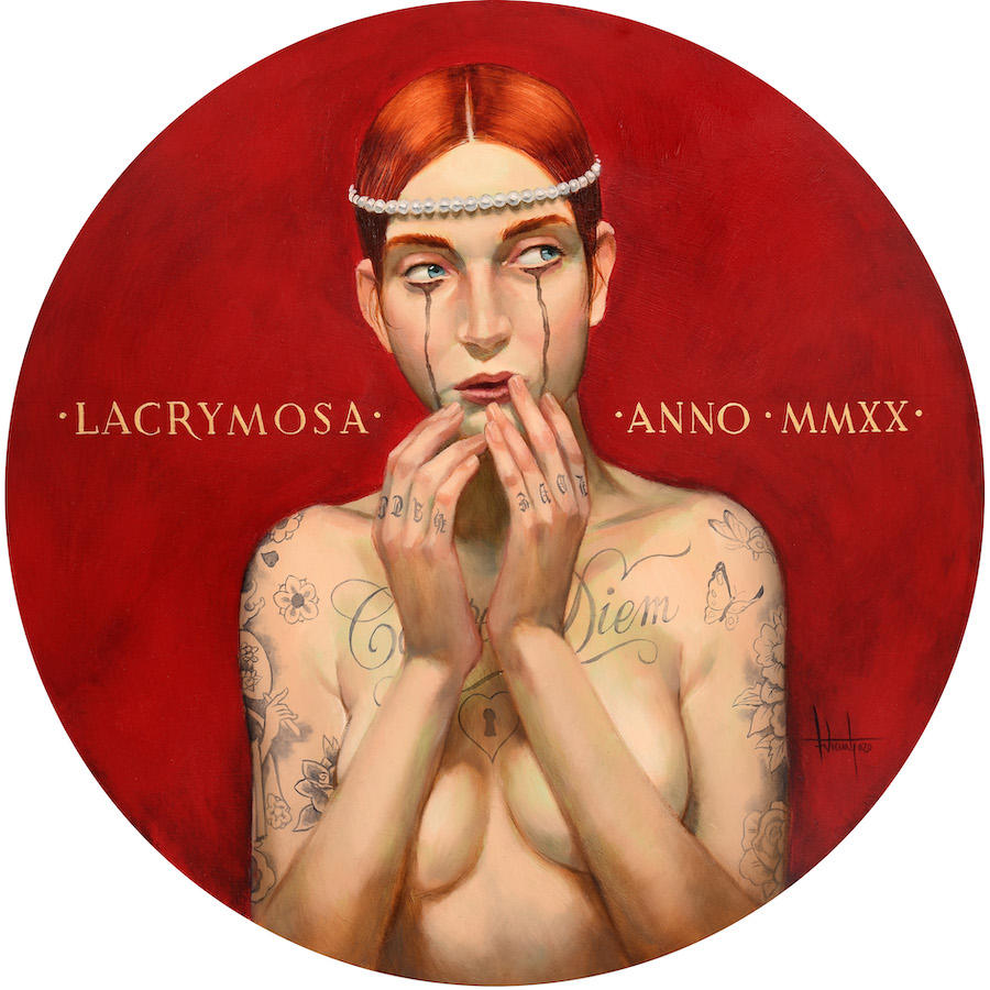 Serie Quattrocento Lacrymosa Fernando Vicente