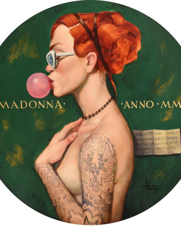 Serie Quattrocento Madonna Fernando Vicente