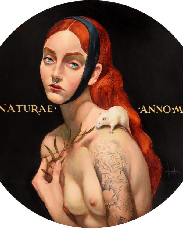 Serie Quattrocento Naturae Fernando Vicente