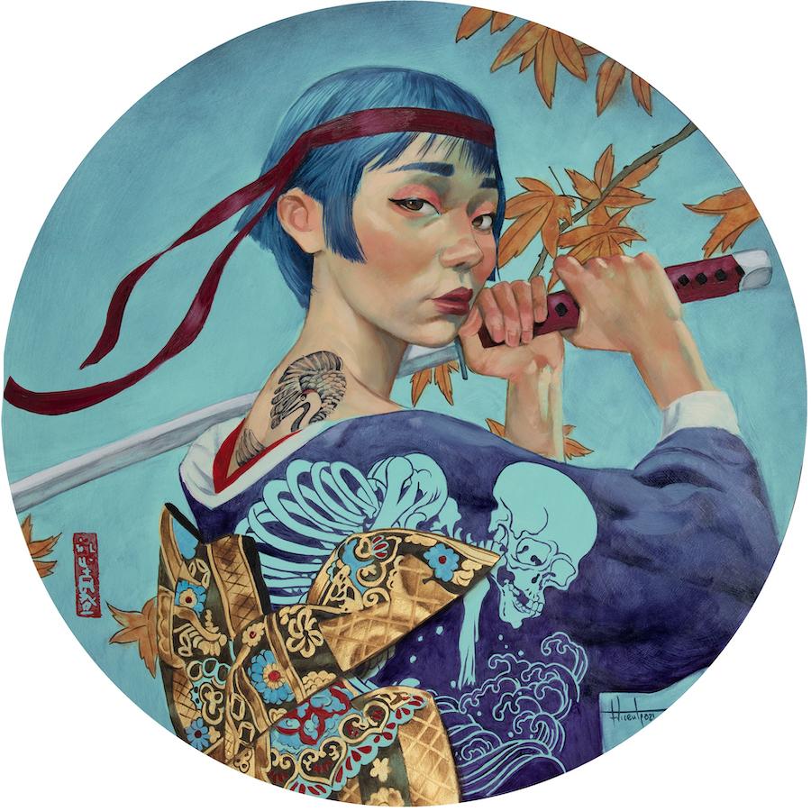 Geishas - Samurai Fernando Vicente